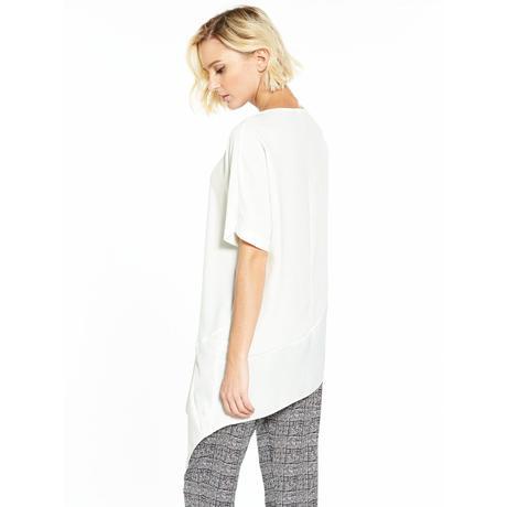 Asymetrické tričko, vel. 34, RIver Island , 34