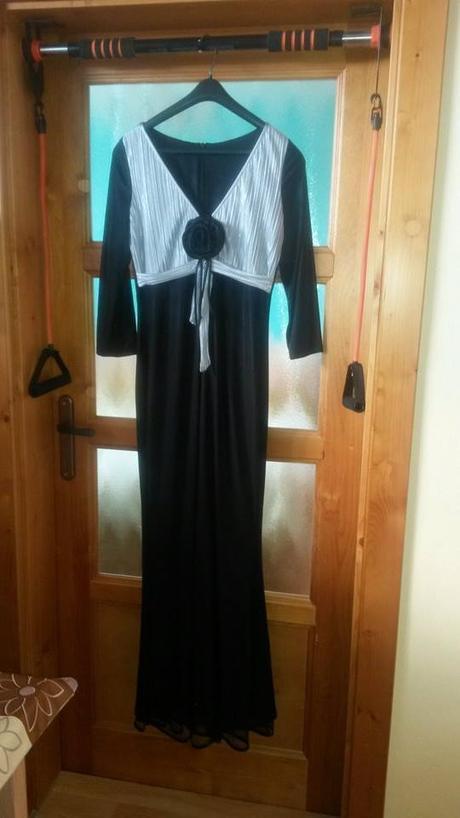 spoločenské šaty zn. Hankin Mode, 40