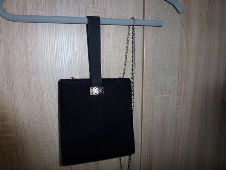 spoločenská kabelka (set), S