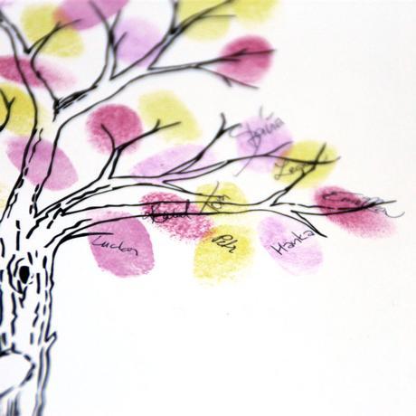Svatební strom - PDF verze pro Váš tisk,