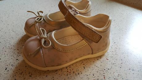 Geox kožené botičky , 21