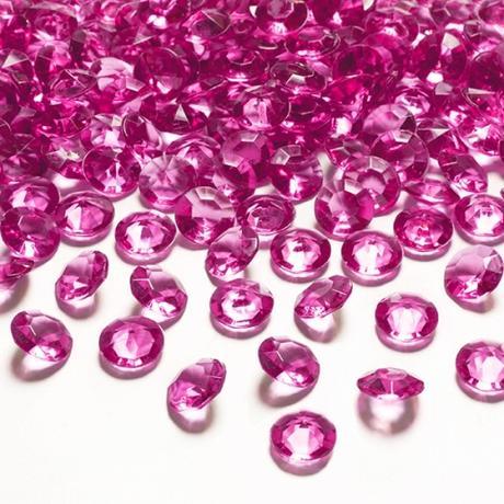 Diamantové krystalky,