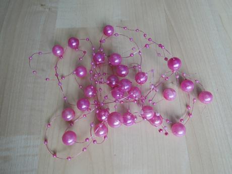Kuličkové dekorace 3 barvy,