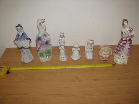 keramické panenky,