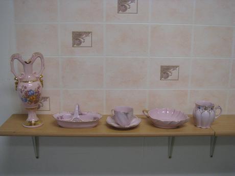 Růžový porcelán,