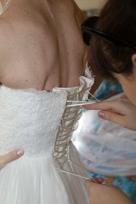 Svatební šaty pro drobnou nevěstu, 32