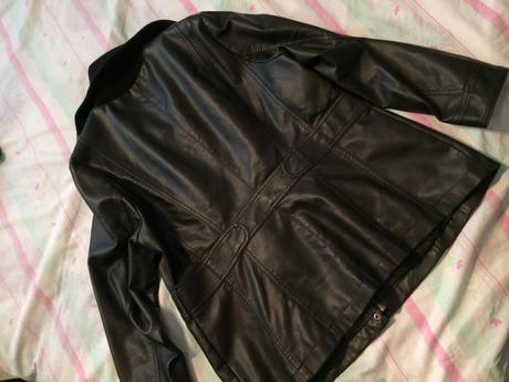 Kožený kabát, XL