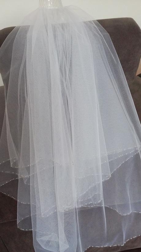Svatební šaty bílé, 42