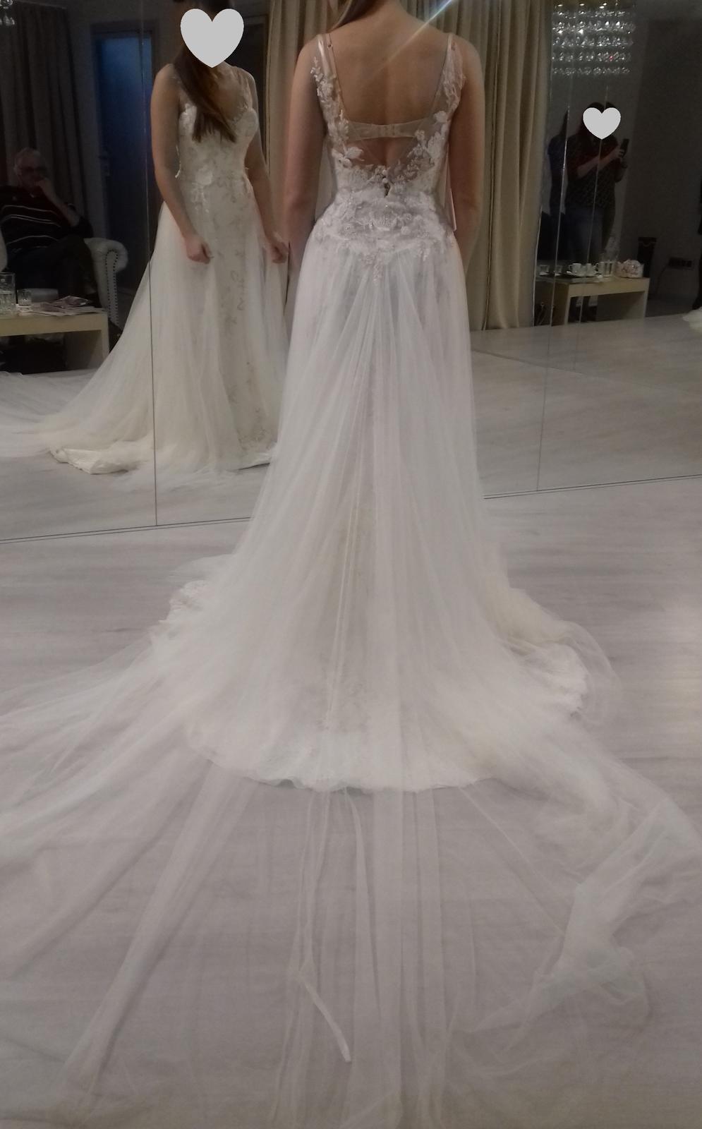 426cd204f719 Svadobné šaty wem collection 2018