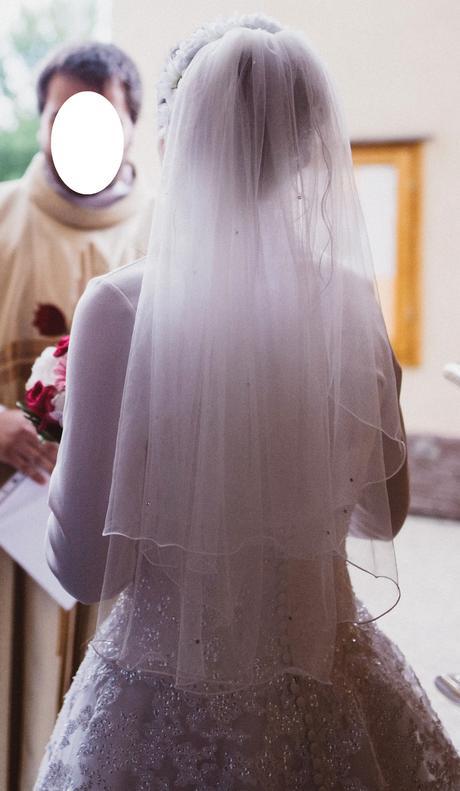 Svadobné šaty zn. Pronovias - Olybeth, 38
