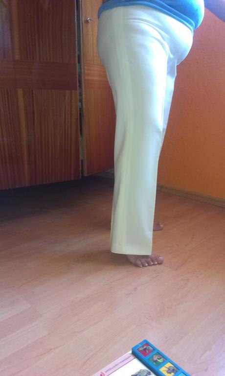 Spoločenské nohavice v.48, 48
