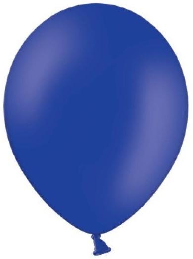 Balónek pastelový ø 27 cm tmavě modrý,