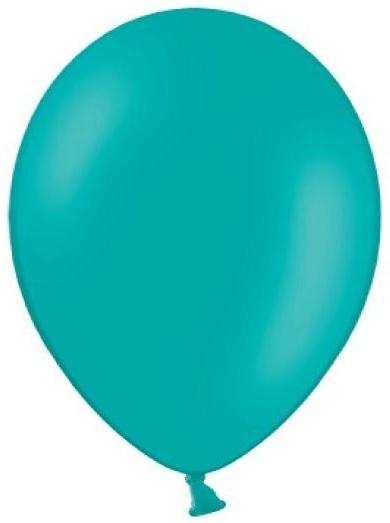 Balónek pastelový ø 27 cm tyrkysový,