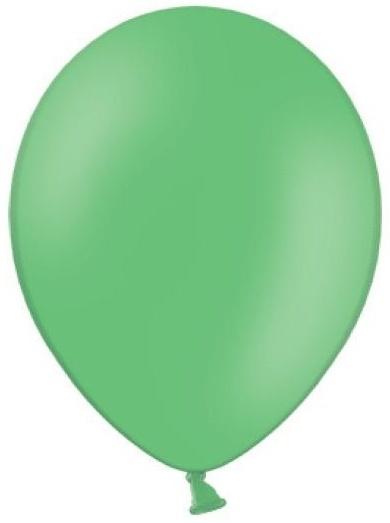 Balónek pastelový ø 27 cm zelený,