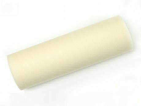 Tyl 15 cm x 9 m ivory,