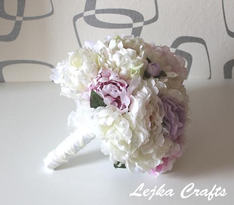 Peony bouquet,