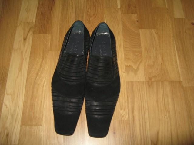 5f7f25503a Pánske topánky saccio- ručne šité