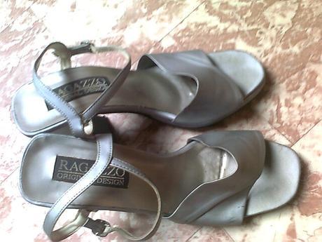 sandálky sviatočné, 36