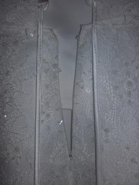 svadobné šaty veľ.40-46 (so šnurov.) s darčekmi, 44