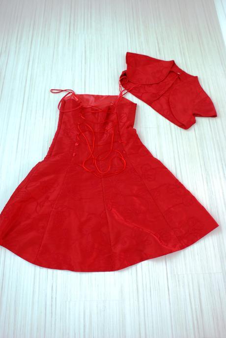 šaty na redový tanec, 36