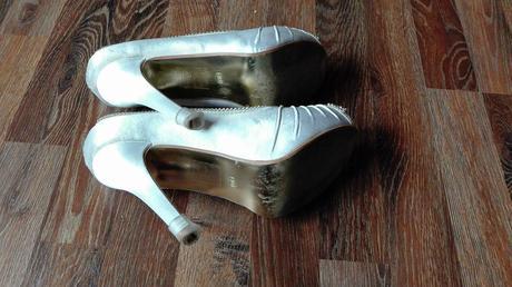 Svatební obuv, 40
