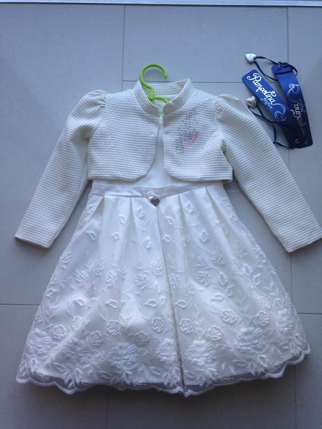 Luxusní šaty s bolérkem Pampolina, 80