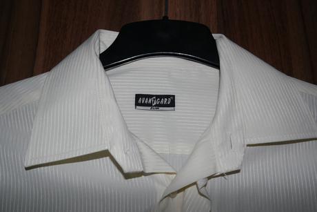 Svatební košile Avantgard, 38