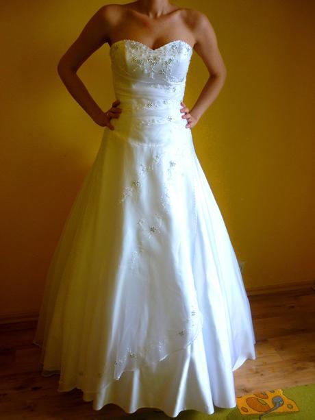 svadobné šaty., 36