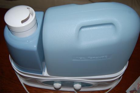 Ultrazvukovy zvlhčovač vzduchu+miner.filter,mam ho,