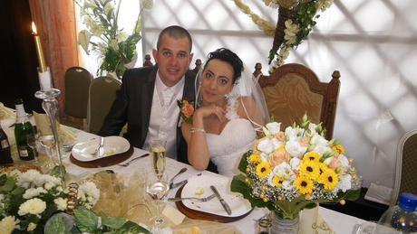 Svadobné šaty- zľava, 36