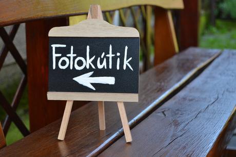 Tabuľka - Fotokútik,