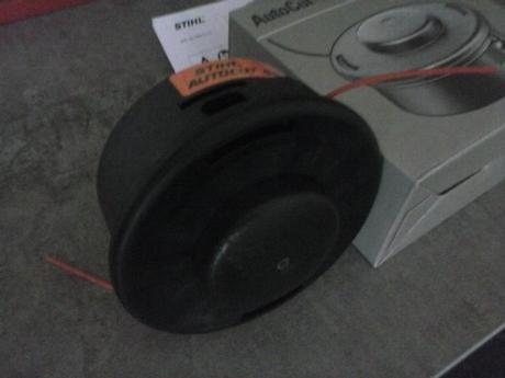 Žacia hlava Autocut 40-2 na krovinorez,