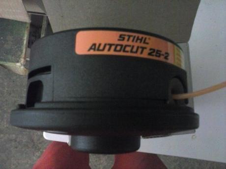 Žacia hlava Stihl  Autocut 25-2 na krovinorez,