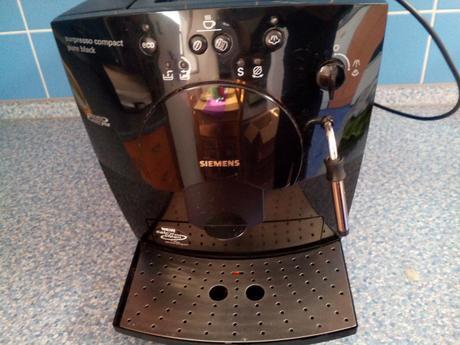 Automaticky kavovar Siemens,