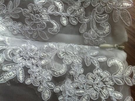 Svadobné šaty-nenosené, 42