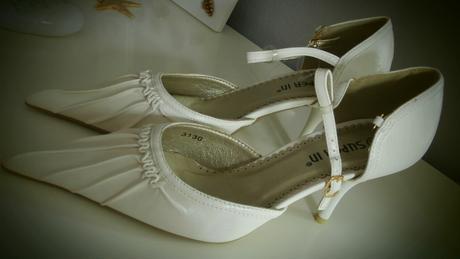 Svatební či společenské boty, 38