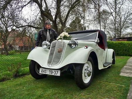 Tatra 57 a Sport,
