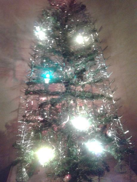 Umelý 180 cm vysoký stromček,