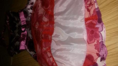 Retro kvetinové šaty, 38