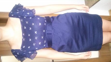 šaty orsay, 42