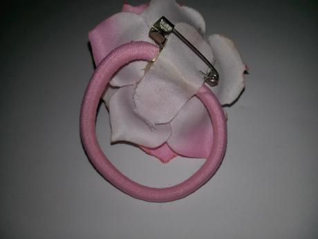 Textilná ruža,