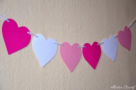 Girlanda-srdce (200 cm),