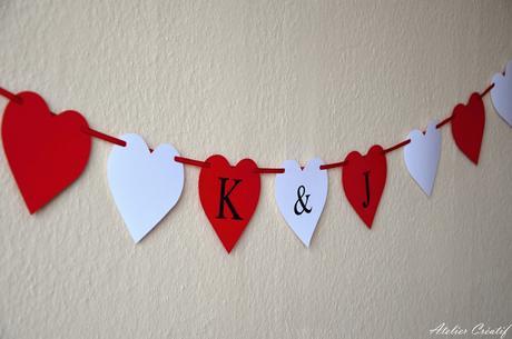 Girlanda-srdce-iniciály II.,
