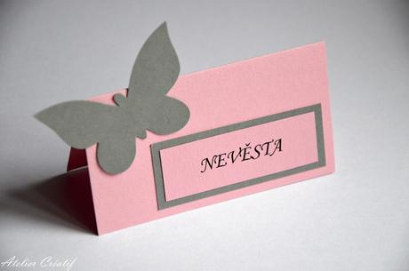 Jmenovka-motýl II.,