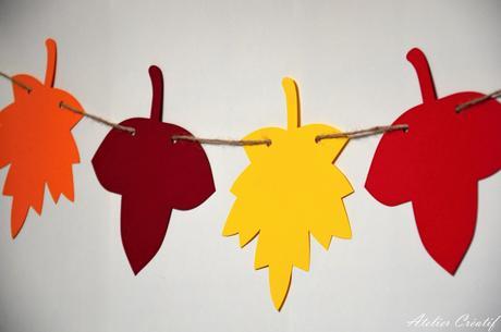 Podzimní girlanda I. (200 cm),