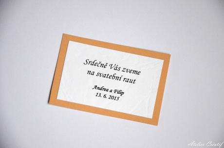 Pozvánka na svatební raut I.,