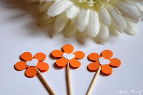 Rautová napichovátka-květ II.,