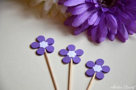 Rautová napichovátka- květ III.,