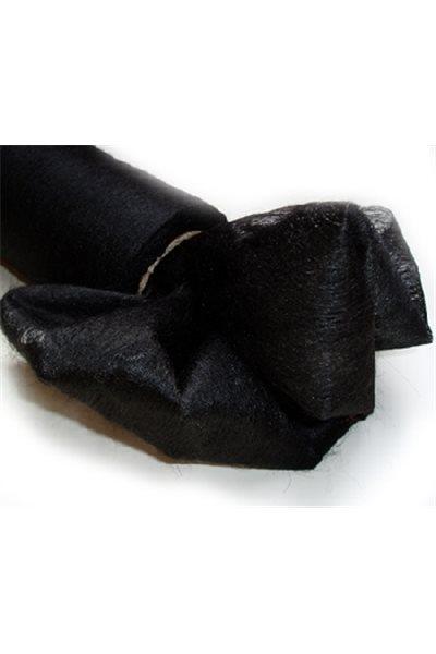 Vlizelín černý-50x9m,