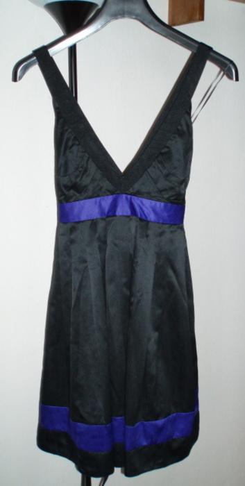 sexy i elegantní saténové šaty, 40